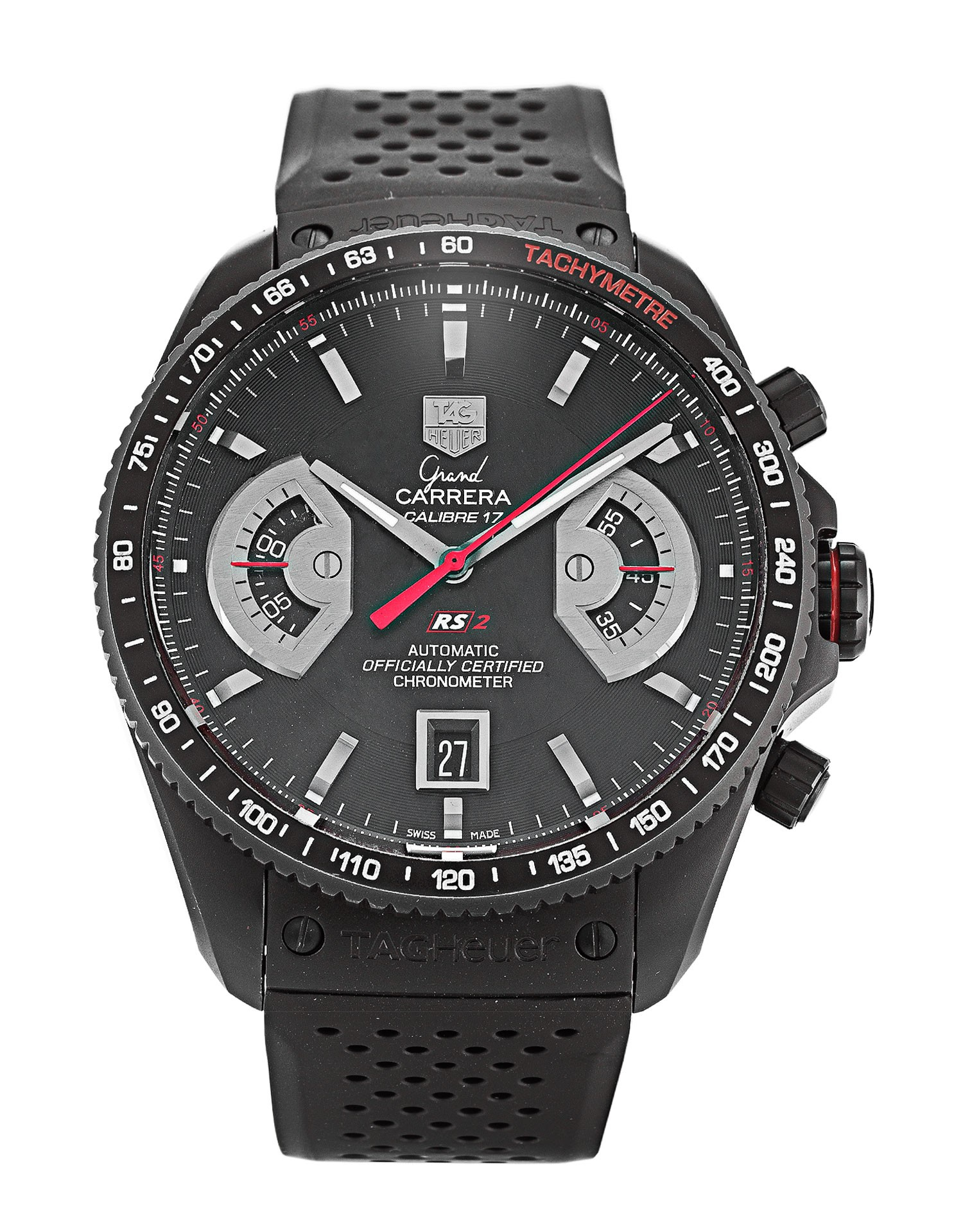 Replica Tag Heuer Grand Carrera CAV518B.FC6237